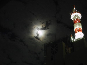 Sep.27th,'15 at Umeda Full moon