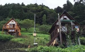 檜原村に佇む「方丈庵21」
