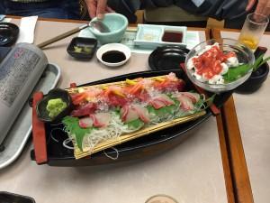 鱧料理とお鮨!