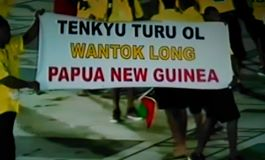 バヌアツチームがPNGにサイクロンPAKA救援サポートにお礼