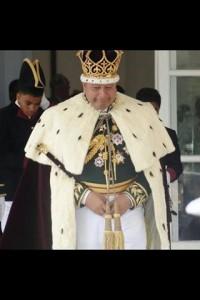 Tongan King